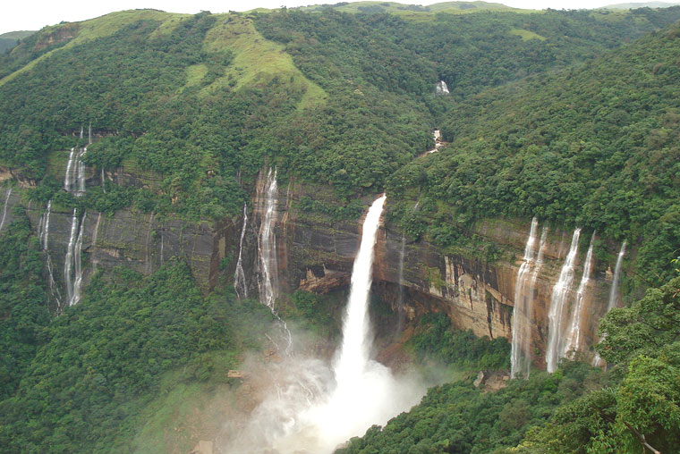 waterfalls in cherrapunjee, waterfalls in cherrapunji, list of waterfalls in cherrapunji, nohkalikai waterfalls in cherrapunji india, guwahati shillong cherrapunji tour packages, shillong cherrapunji dawki tour packages, shillong cherrapunjee kaziranga tour package, guwahati shillong cherrapunji tour package cost, places to visit in assam meghalaya, places to visit in assam and meghalaya, best places to visit in assam and meghalaya